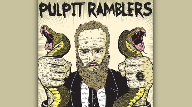 Interview w/ Ryan Hall: Founder and Frontman for The Pulpit Ramblers