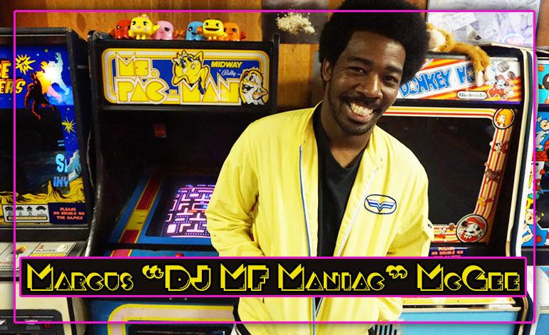 Marcus McGee -aka- DJ MF Maniac