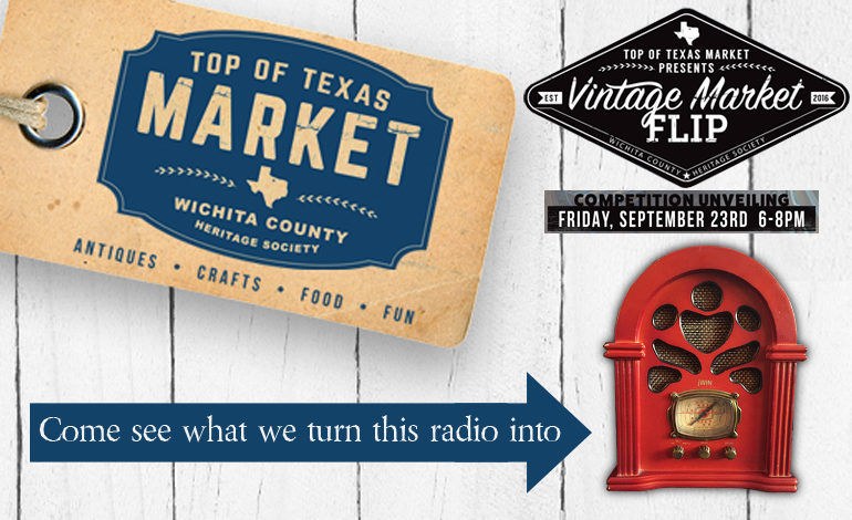 Top of Texas Market and Vintage Market Flip