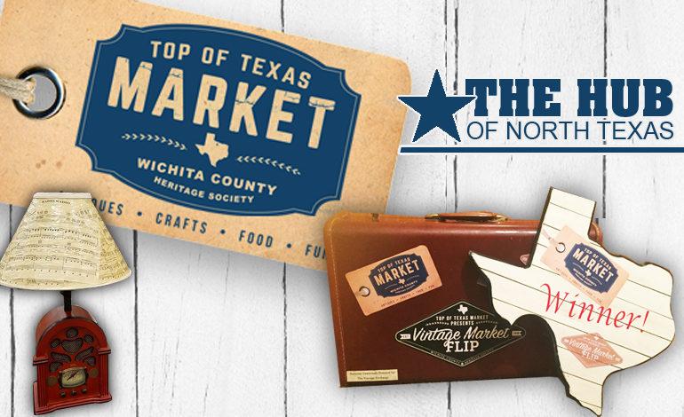 Crowned Top Of Texas Market – Vintage Market Flip Winners