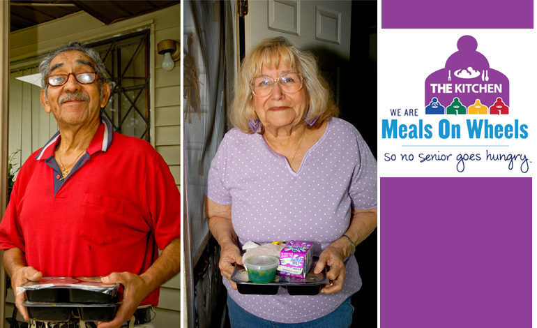 "Meals on Wheels – ""So no senior goes hungry"""