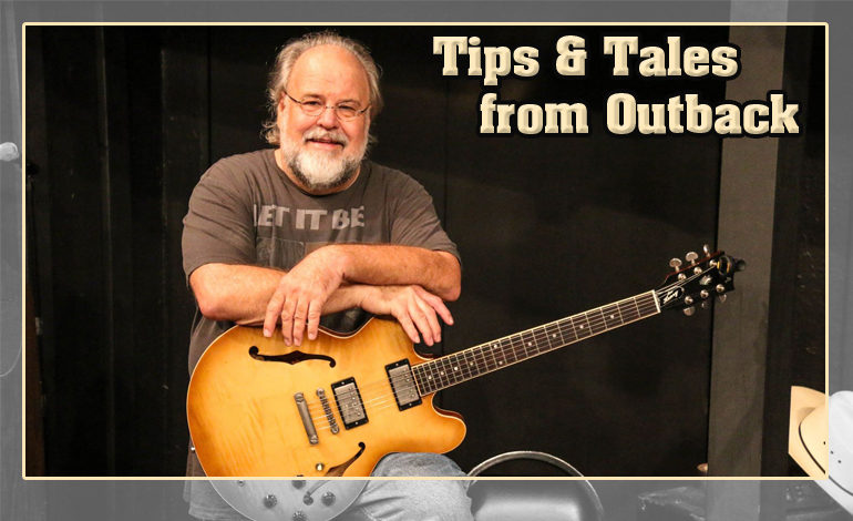 Tips & Tales from Outback - w/ Johnny Divine