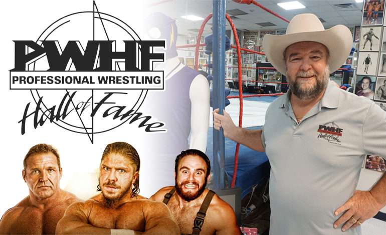 Professional Wrestling Hall of Fame - Downtown Wichita Falls