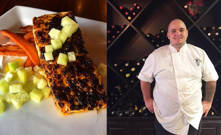 Kyle Dalka – Head Chef at Ganache Cupcake Lounge