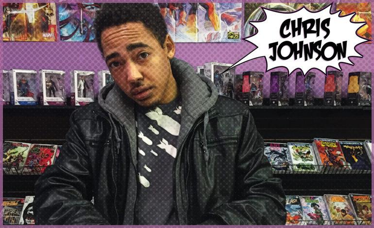 Chris Johnson & Anomalous Comics