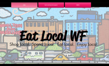 Shop Local, Enjoy Local, EAT LOCAL WF