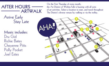 After Hours Artwalk - Kicks Off This Week