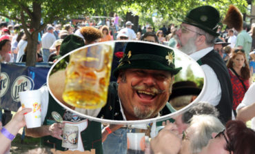 Germanfest in Muenster,  April 28-30