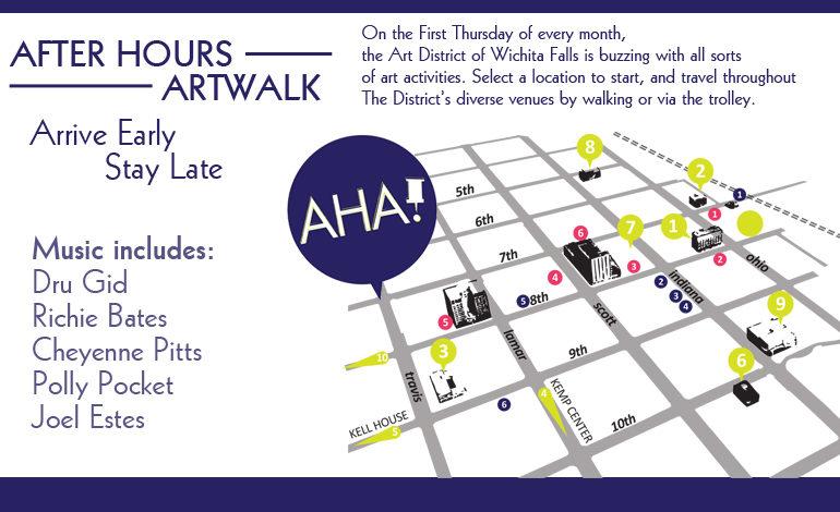 After Hours Artwalk - Kicks Off This Week