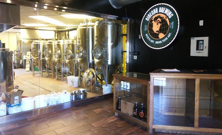 Sidecar Brewing – Wichita Falls' First Brewery