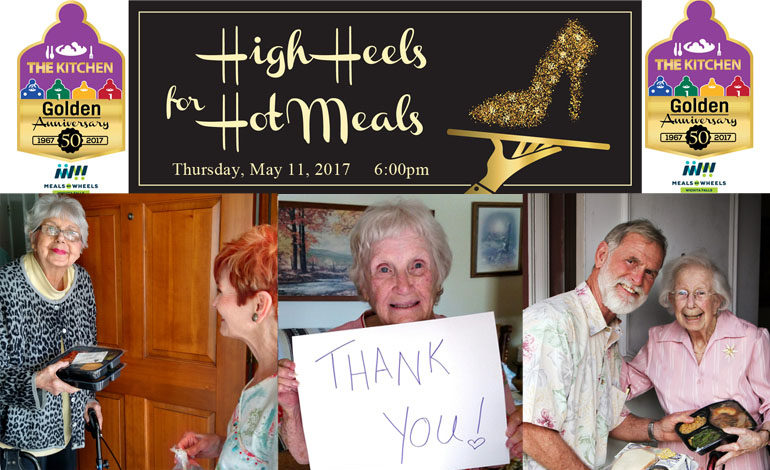 High Heels For Hot Meals - The Golden Anniversary