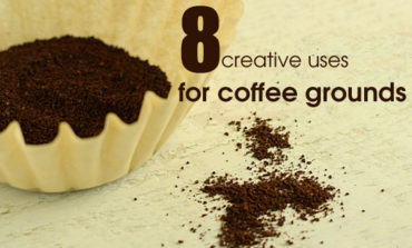 8 Creative Uses For Coffee Grounds