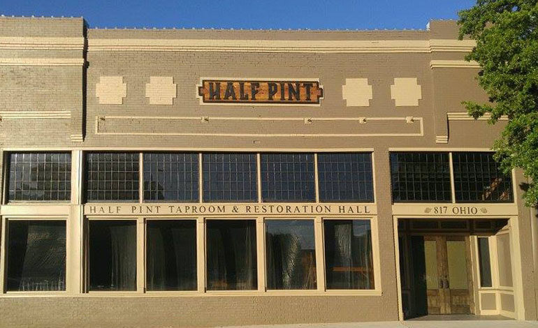 Half Pint Taproom & Restoration Hall