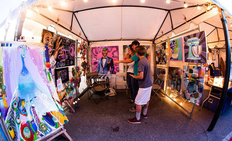 Art & Soul Festival – A Crazy Idea