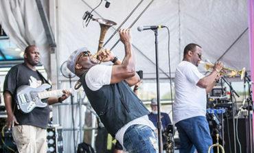 Big Sam's Funky Nation - Art & Soul Headliner
