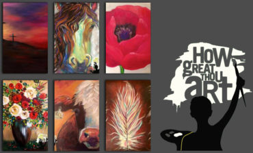 HGTA - How Great Thou Art / Painting Studio