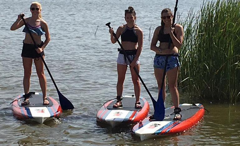 SUP WF – Paddleboard Rentals