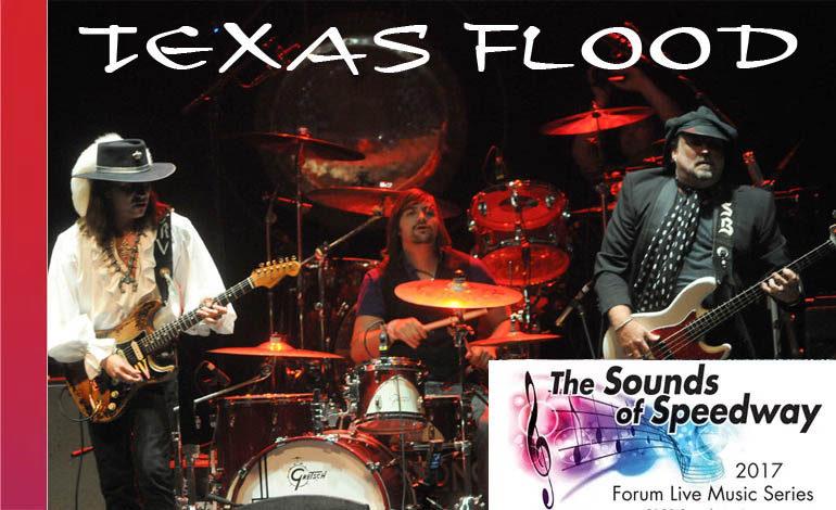 Sounds of Speedway Live Music Series-Texas Flood