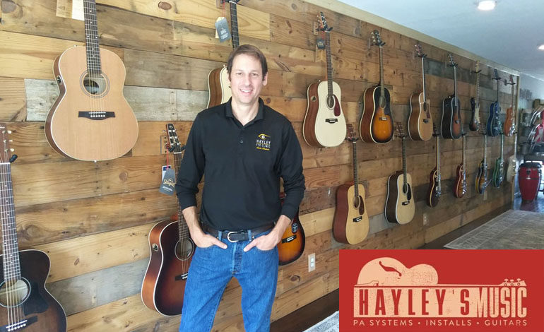 Haley's Music – Quality gear and experienced staff
