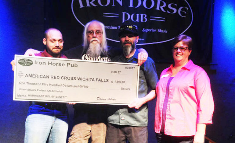 Hurricane Relief Benefit At Iron Horse Pub
