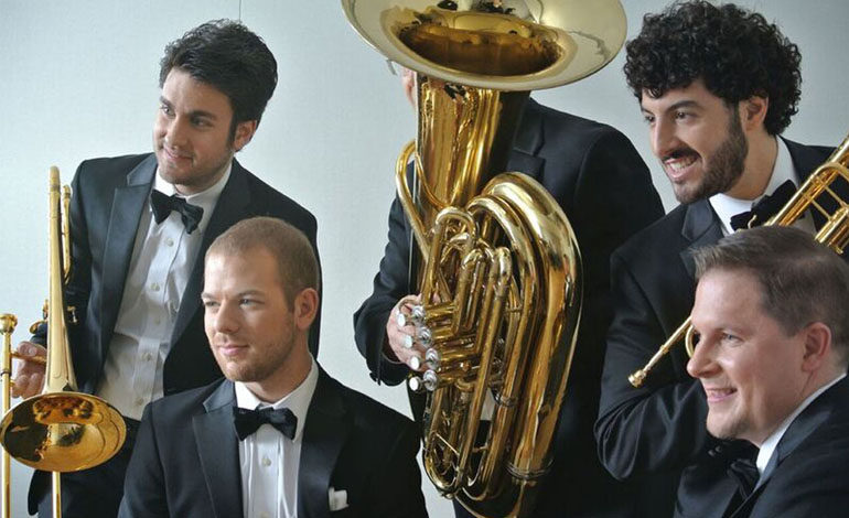 WFSO Celebrates Holidays with Canadian Brass