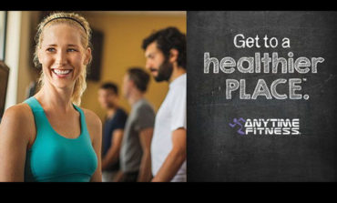 New Year Challenge at Anytime Fitness