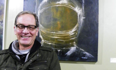 Bill Lewis - Painter, Sculptor, and Spaceman