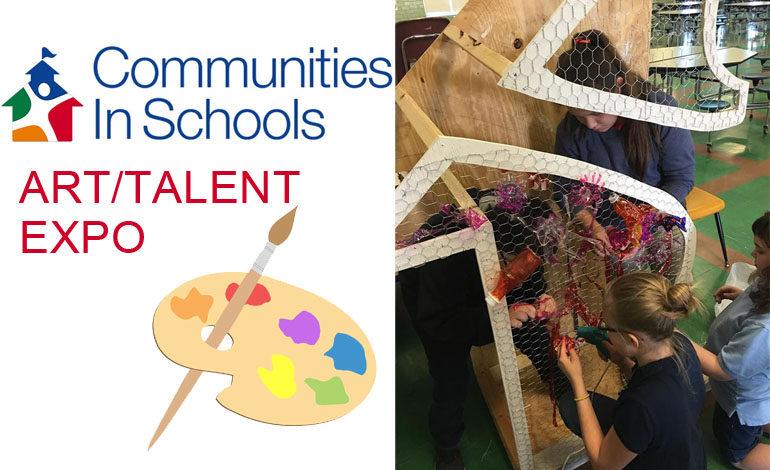 Communities In Schools – Art/Talent Expo