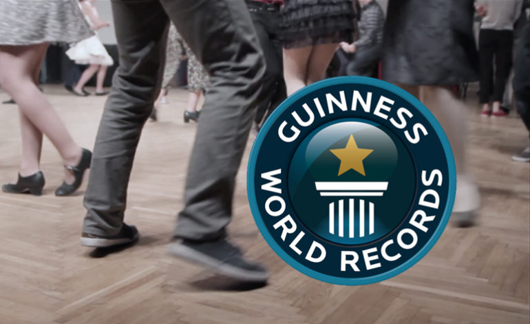 Dance Your Way Into The Record Books!