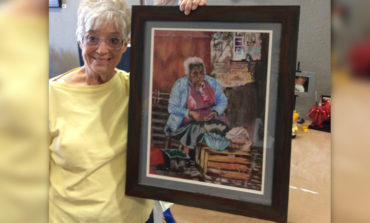 Artist, Mary Jane Roberts