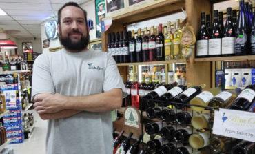Eric Davis and Local Boys Liquor
