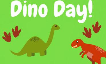 Dino Day at RBNC