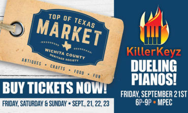 Top of Texas Market is back. Sept 21-23
