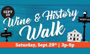 Wine & History Walk at The Kell House