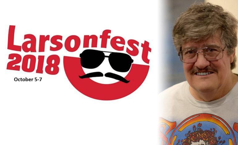 LarsonFest – Honoring Local Music's Biggest Fan