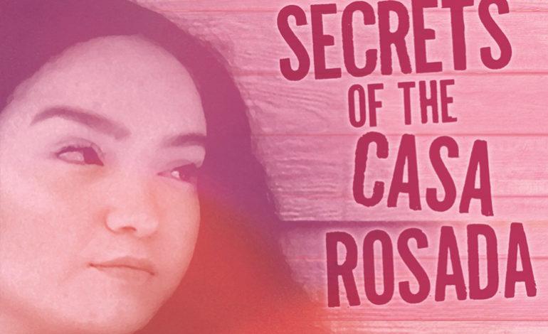 Alex Temblador releases her book, Secrets of the Casa Rosada