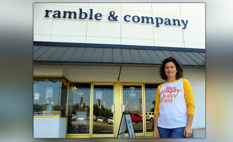 Ramble & Company – A Homegrown Business Going Nationwide