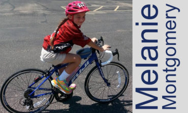 Melanie Montgomery - Youngest Rider to Complete HHH