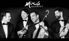 Miró Quartet to open eighth season of Music Series at Akin