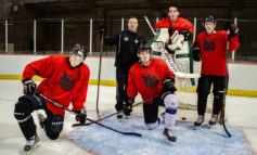 Troy Mick &  The Force - WF's New Hockey Team