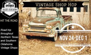 Vintage Shop Hop - Self Guided Road Trip