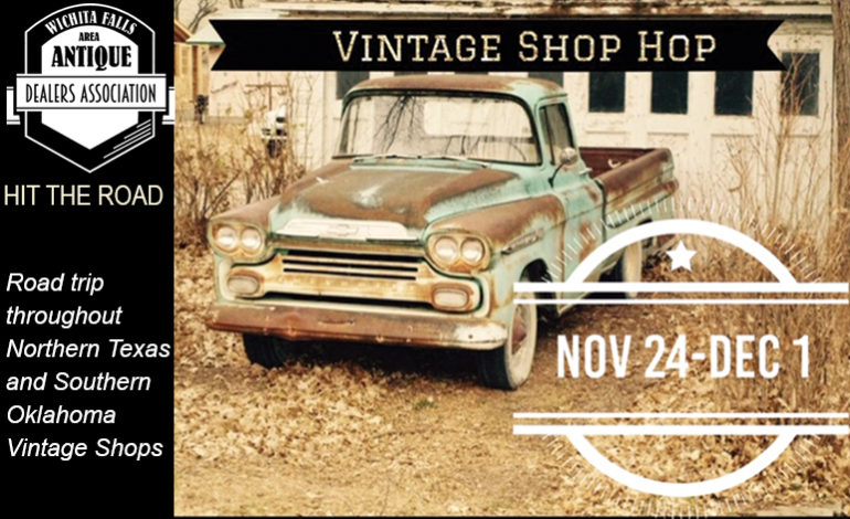 Vintage Shop Hop – Self Guided Road Trip