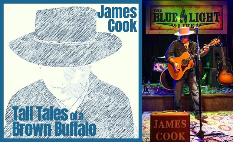 James Cook – Tall Tales of a Brown Buffalo