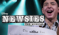 Newsies Premier Party at Wichita Theatre