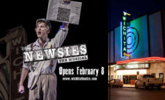 Newsies The Musical Opens February 8th