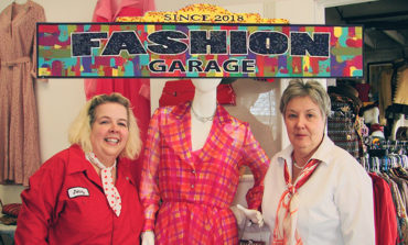 Fashion Garage: Cultivation a Community of Savvy Fashionista