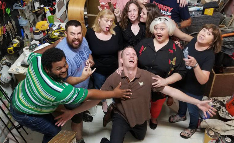 Improv Nights – Racy Adult Humour