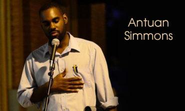 Antuan Simmons - American Poet