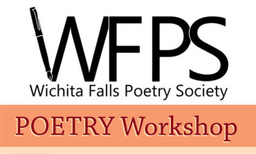 Wichita Falls Poetry Society hosts a Poetry Workshop