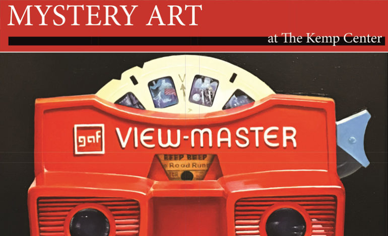 Mystery Art at the Kemp Center for the Arts